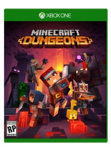 Minecraft Dungeons - Xbox One - Mídia Digital
