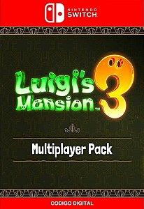 Luigi's Mansion 3: Multiplayer Pack DLC - Nintendo Switch Digital
