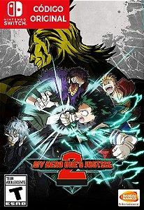 My Hero One's Justice 2 - Nintendo Switch Digital