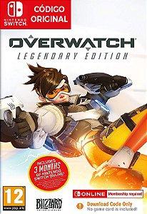 Overwatch: Legendary Edition - Nintendo Switch Digital