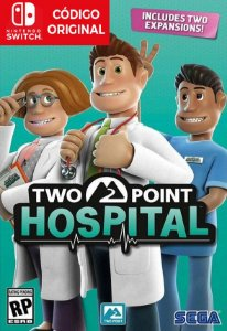 Two Point Hospital - Nintendo Switch Digital