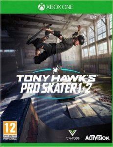 Tony Hawk's Pro Skater 1 + 2 - Xbox One - Mídia Digital