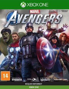 Marvel's Avengers - Xbox One - Mídia Digital