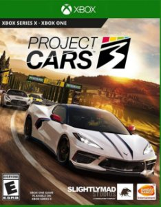 Project CARS 3 - Xbox One - Mídia Digital