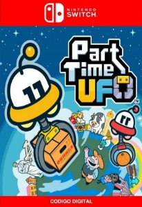 Part Time UFO - Nintendo Switch Digital