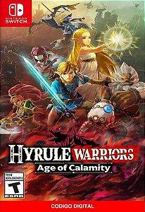 Hyrule Warriors: Age of Calamity - Nintendo Switch Digital