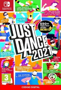 Just Dance 2021 - Nintendo Switch Digital