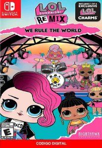 L.O.L. Surprise! Remix: We Rule The World - Nintendo Switch Digital