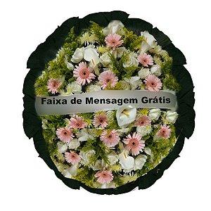 6a -Coroa de Flores para Velório Homenagem