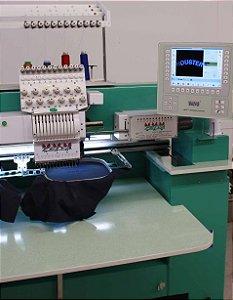 maquinas de bordar multi agulhas 06 cabeças