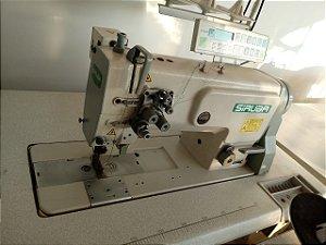 maquina de peitilho com navalha eletronica siruba