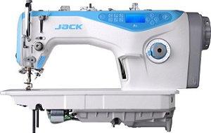 Maquina De Costura Reta Eletronica Jack A5 COM Sugador RUDIMAK