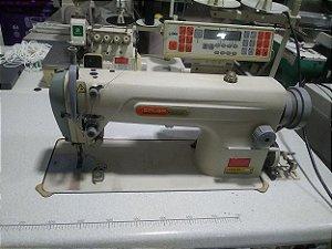 Maquina reta siruba eletronica L918 Rudimak