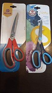 tesoura cortar tecido mundial 890N 24 cm cabo emborrachado