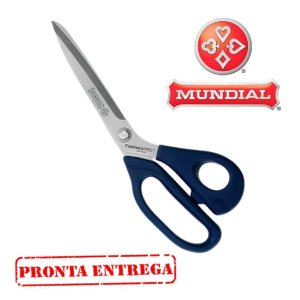 Tesoura De Costura Mundial 25cm 10'' Cushion Pro 990-10