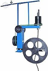 Maquina Traçadeira 24 Agulhas Para Fazer Crachá Cordão