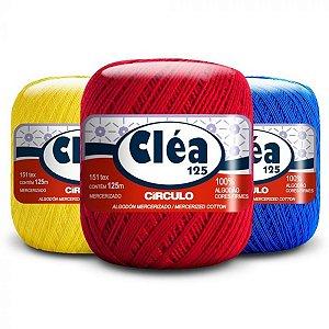 Linha Cléa 500m Círculo Crochê Muito Boa!