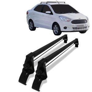 Rack De Teto Travessa Ford Ka Sedan/hatch 2014 Até 2018 Vhip