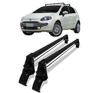 Rack Teto Fiat Punto 4 Portas 2008 09 10 11 12 13 14 15 16 17