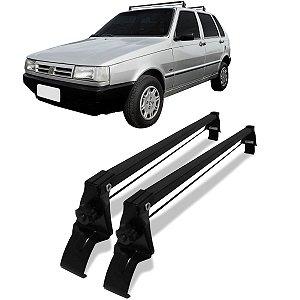 Rack Teto Fiat Uno Mille 4 Portas 1984 A 2013 Vhip