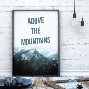 ABOVE THE MOUNTAINS