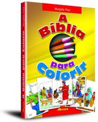 Bíblia para Colorir