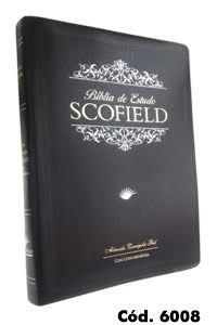 Bíblia de Estudo Scofield - Capa Brochura