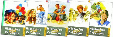 Pacote de Histórias para Crianças, 5 volumes