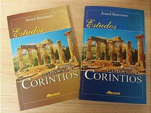 Estudos sobre as epístolas aos Coríntios em 2 volumes (pacote promocional)
