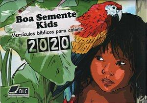Boa Semente Kids 2020 - pacote com 20 unidades