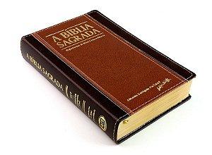 BIBLÍA SUPER LEGÍVEL CHOCOLATE HAVANA