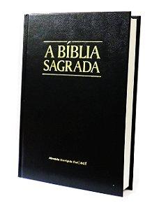 Bíblia capa dura, glossário, 6 mapas coloridos