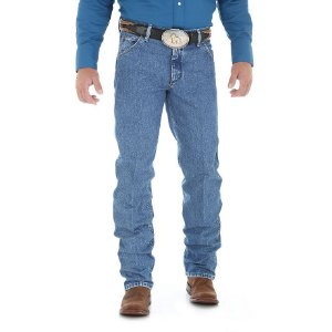 calça jeans cowboy cut regular fit wrangler 47m.wz.sw