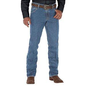 calça jeans cowboy cut regular fit wrangler 47m.cv.ls