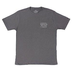 camiseta masculina cinza wrangler 526.36.27.40