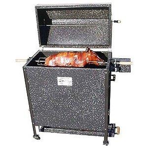 churrasqueira apolo porco grill esmaltada - weber