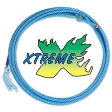 "Corda Laço Infantil 1/4"" - 25´ Azul - Classic Extreme"