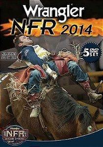 dvd wrangler nfr 2014 - 5 dvds