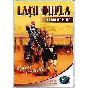 dvd laço em dupla team roping por rafael paoliello