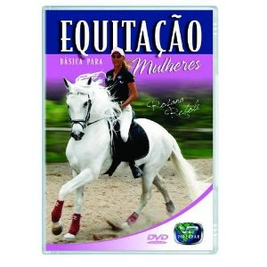 dvd equitação básica para mulheres po rasona reboli