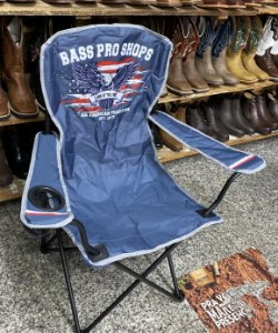 CADEIRA CAMPING USA IMPORT BASS PRO SHOP