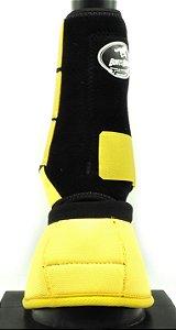 kit cloche 2 boleteiras amarelas boots horse  256987am