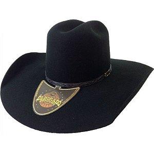 chapéu feltro preto aba 11 eldorado