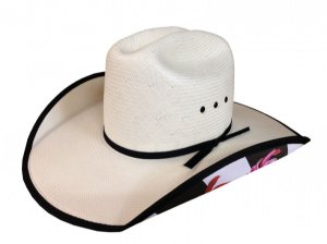 chapéu feminino estampado eldorado 3575