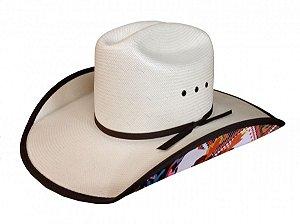 chapéu feminino estampa índio interna 3571