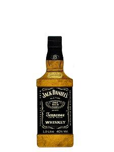Quadro Decorativo Garrafa Jack Daniel'S - Médio