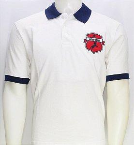 camiseta horse branco g12831k4 - wrangler