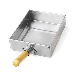 caixa para gordura inox para churrasqueira apolo 8 - weber