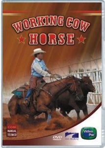 dvd working cow horse + manual 11126