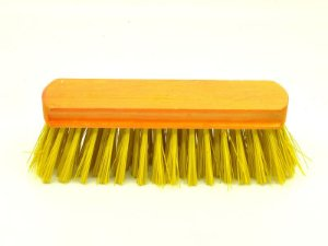 escovao amarelo nylon